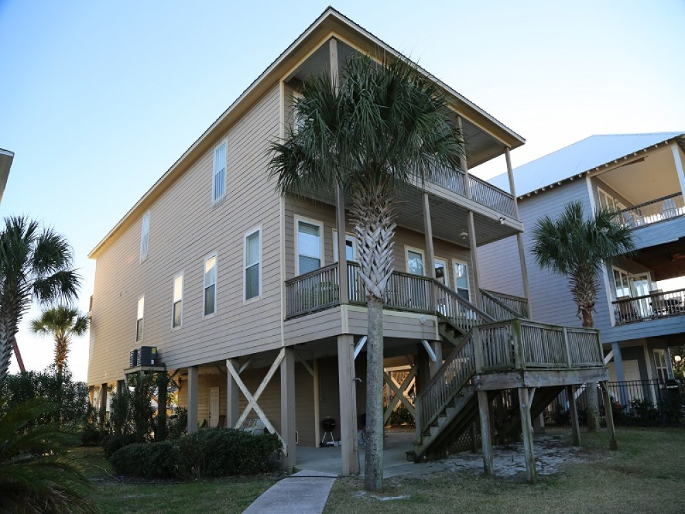 Gulf Shores vacation rental with West Winds B