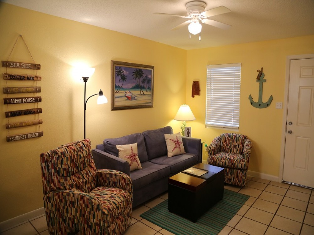 Gulf Shores vacation rental with Living room