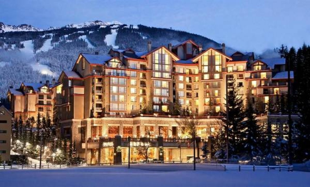 Whistler vacation rental with