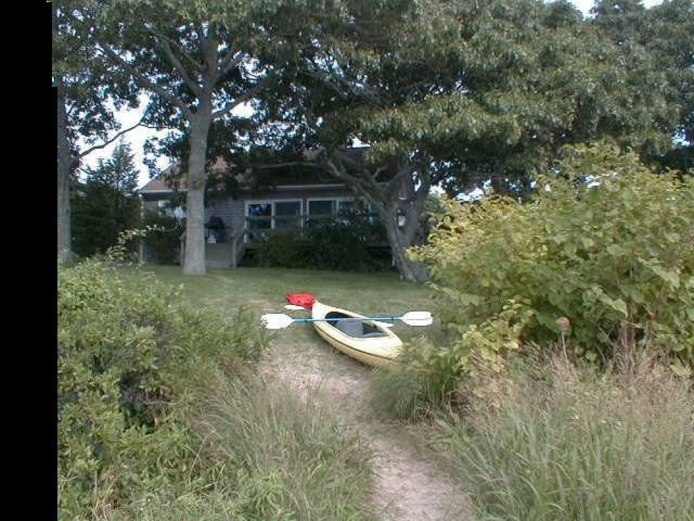 Oak Bluffs vacation rental with