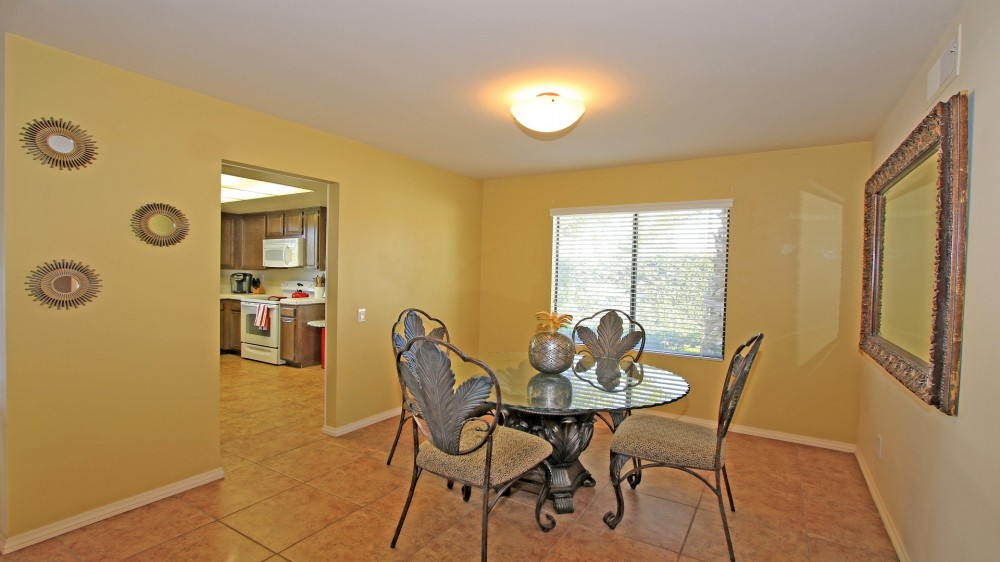 Rancho Mirage vacation rental with