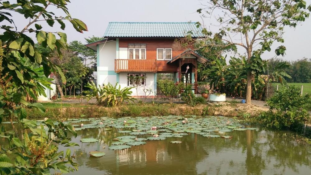 Tambon Choeng Doi vacation rental with YThe Teakwood house