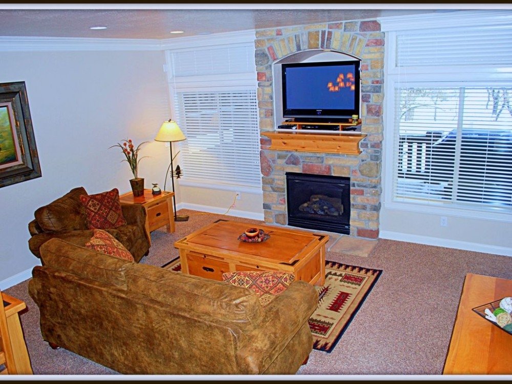 Huntsville vacation rental with
