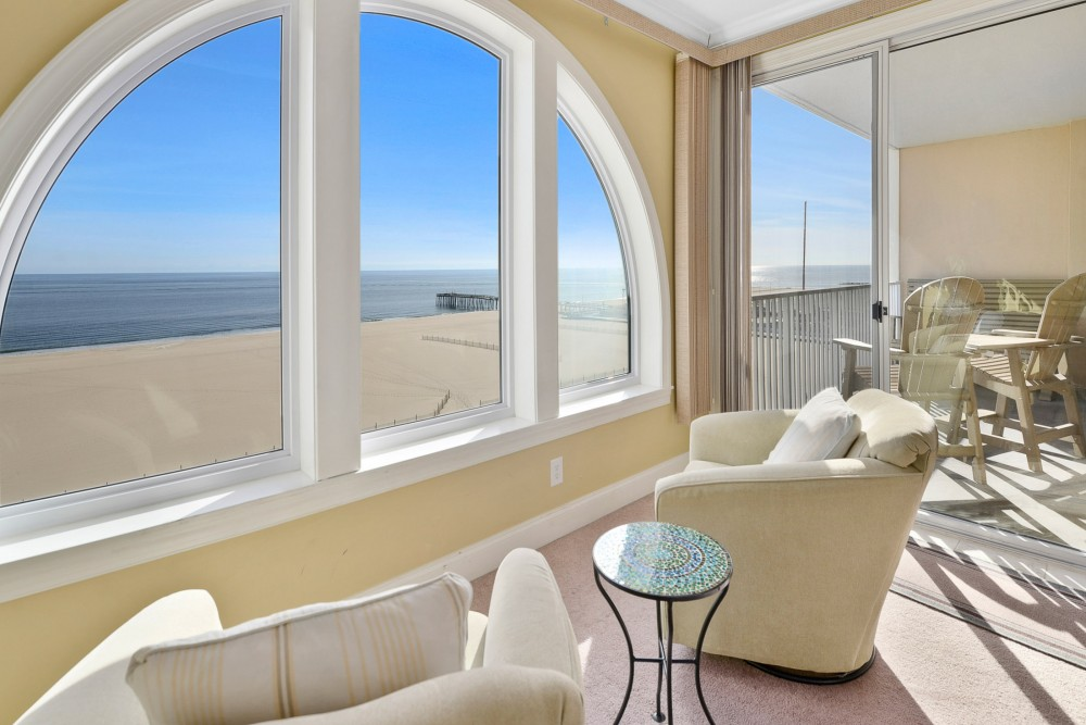 Ocean City vacation rental with Master Bedroom