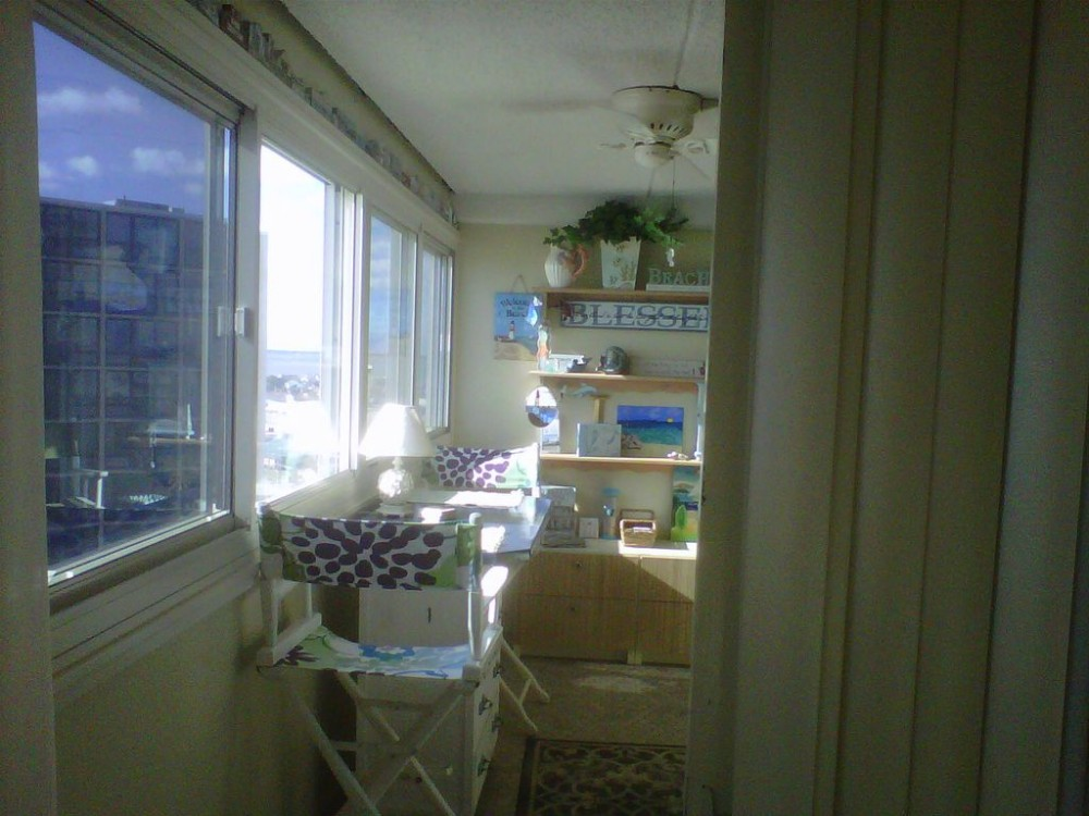 Private Balcony Ocean City vacation home