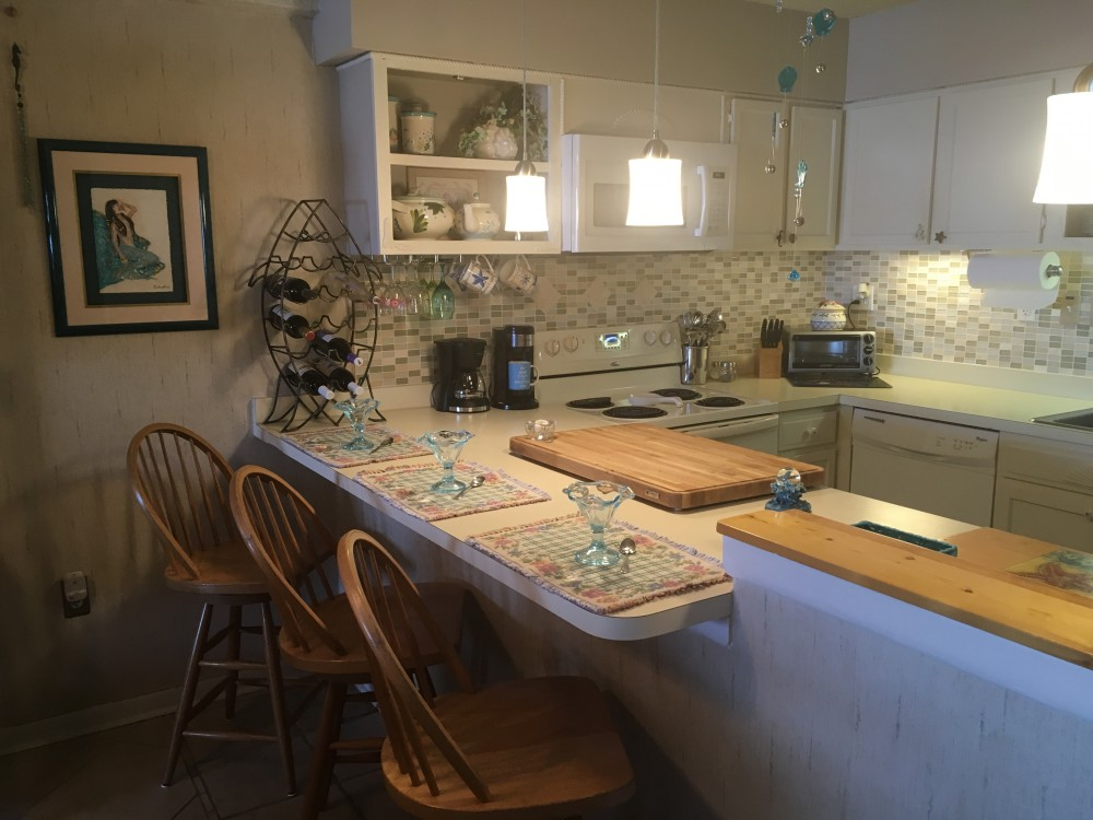 Ocean City vacation rental with OCEANFRONT~All About The Views! Steps to Beach! 2BR/2BA Condo