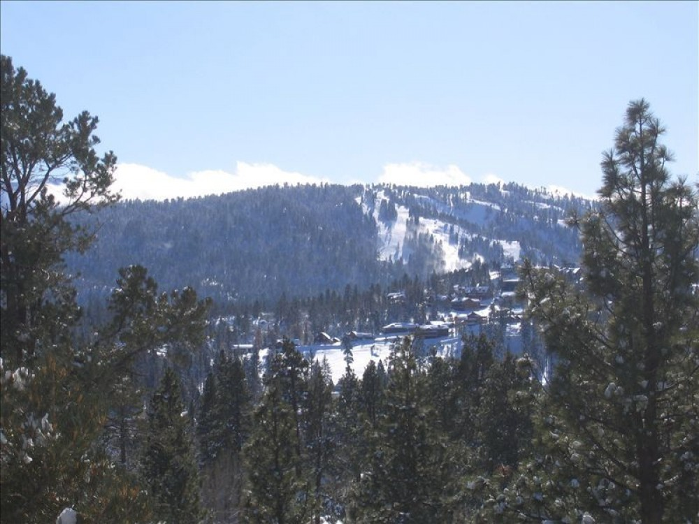 Big Bear vacation rental with