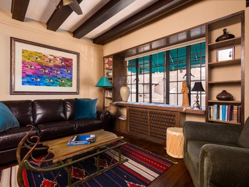 Santa Fe vacation rental with Living Room