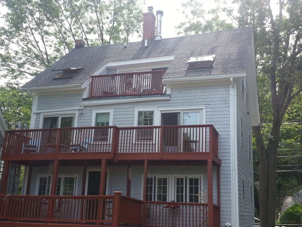 Rockport vacation rental with