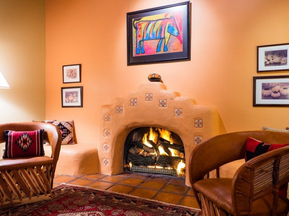 Santa Fe vacation rental with