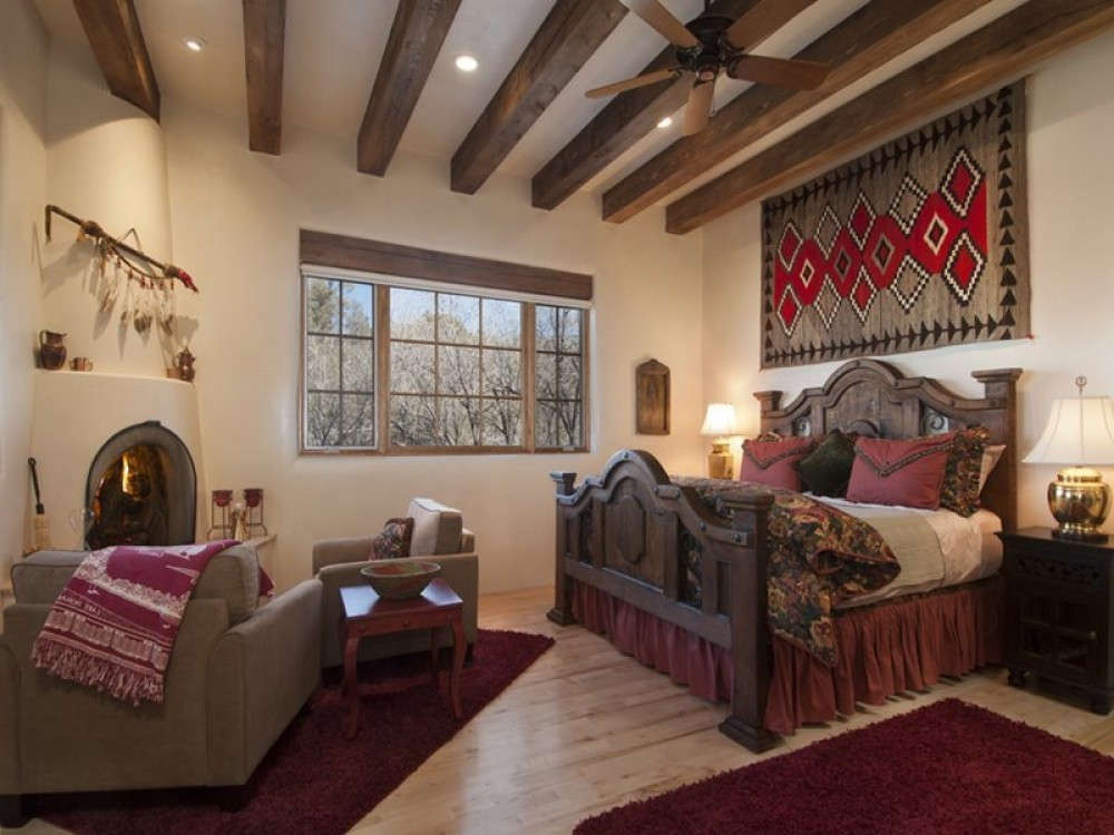 Santa Fe vacation rental with