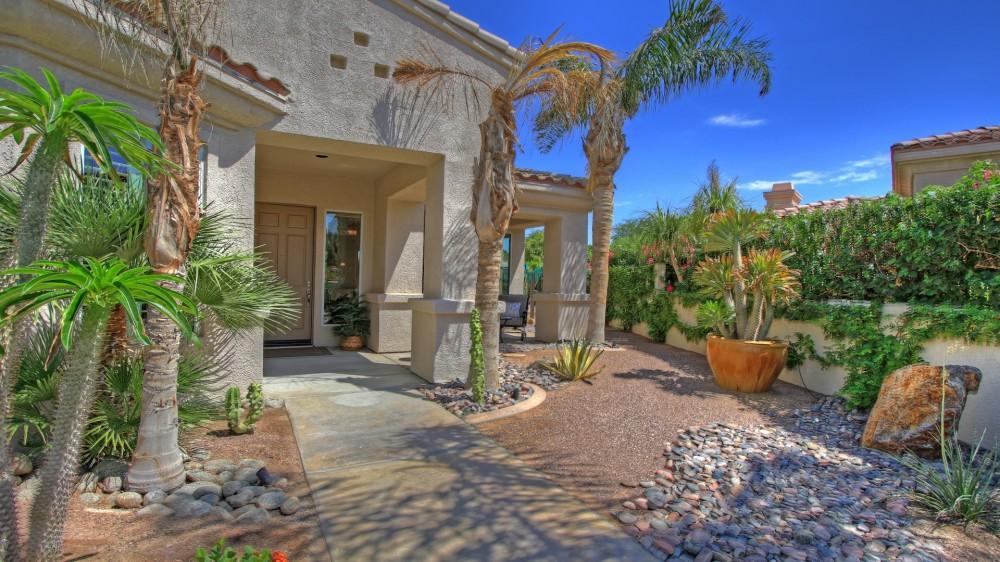 Entry Airbnb Alternative La Quinta California Rentals