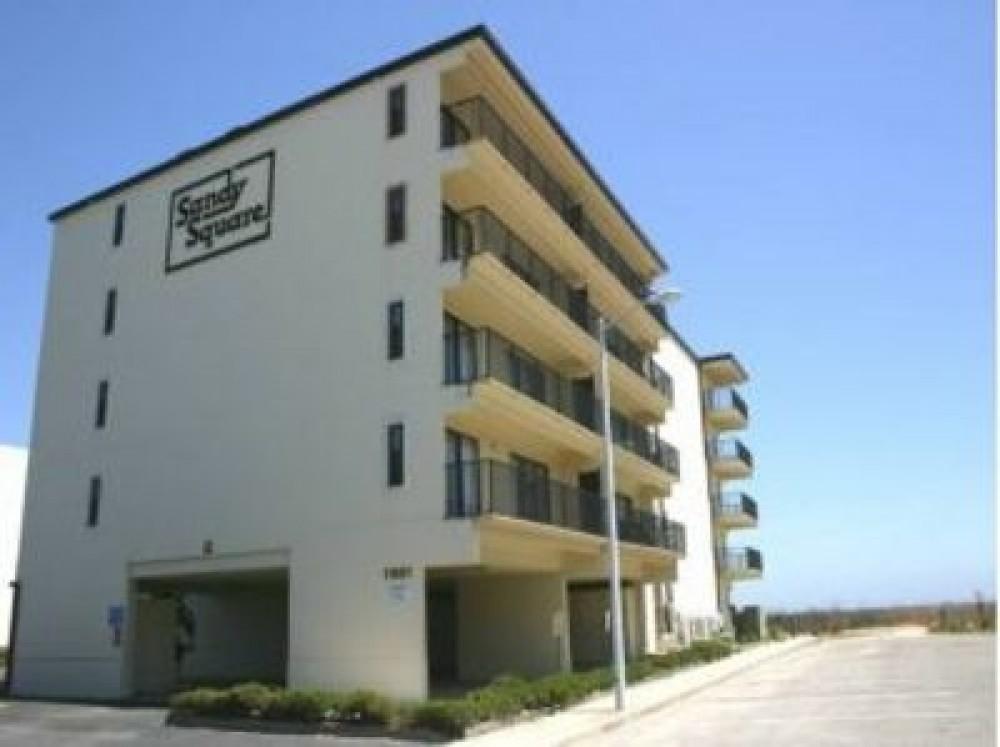 Ocean City vacation rental with Sandy Square Condo