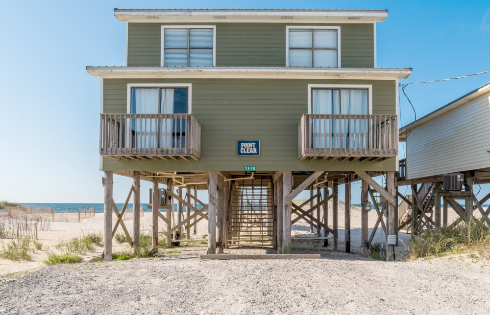 Gulf Shores vacation rental with Point Clear A is next to  Point Clear B  Fountain of Youth  Catalina  and Bellingrath
