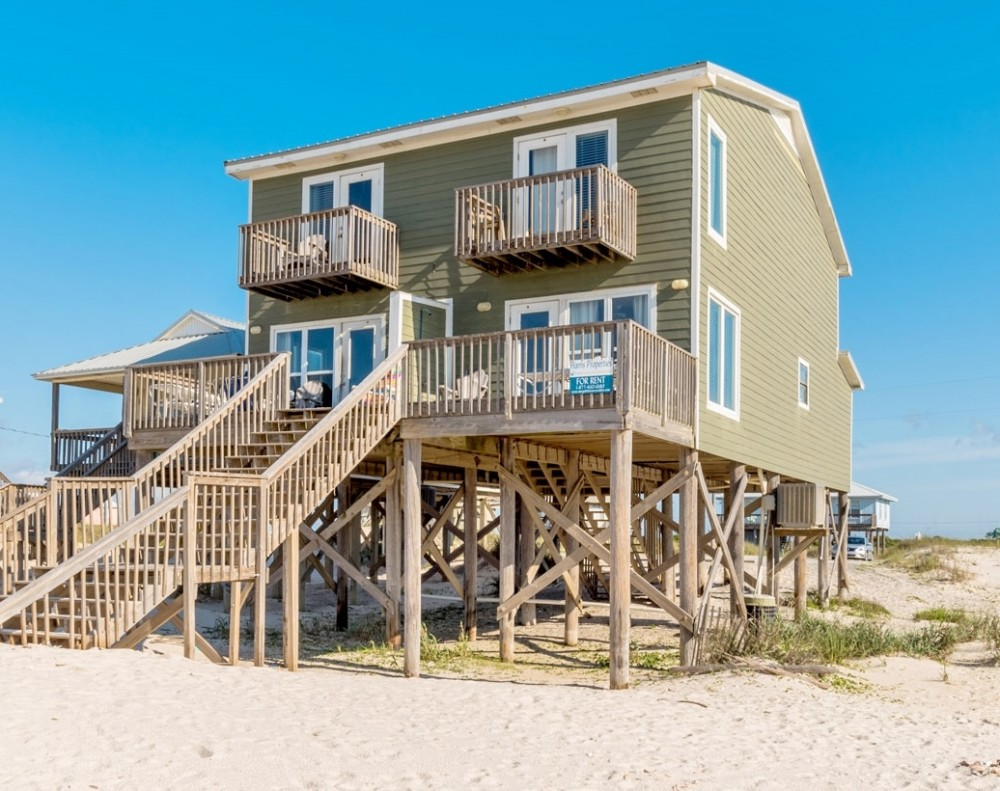Gulf Shores vacation rental with Point Clear B is next to  Point Clear A  Fountain of Youth  Catalina and Bellingrath
