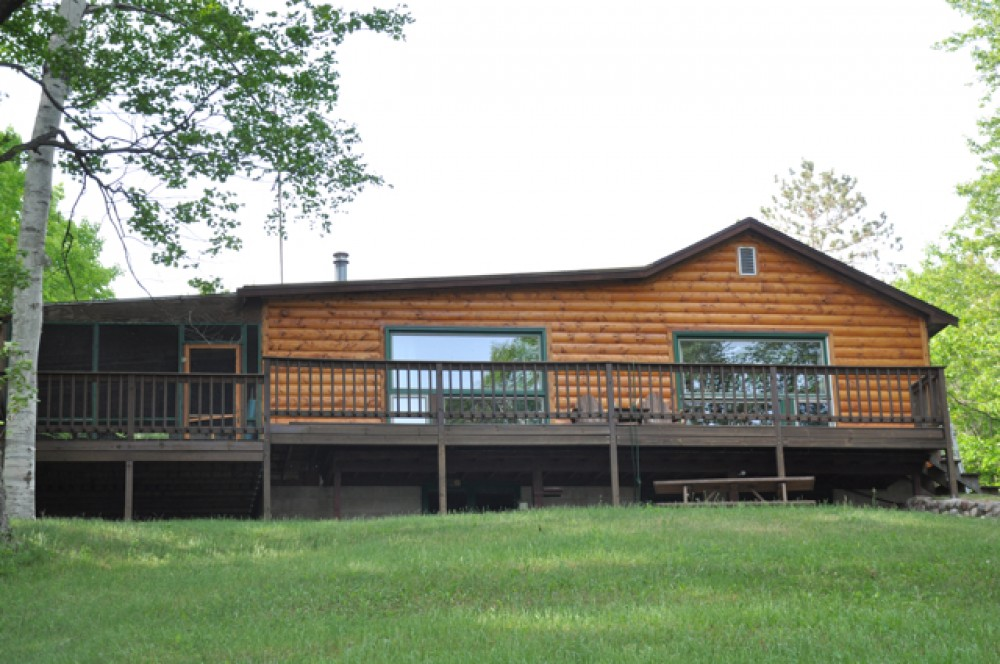 Lac du Flambeau vacation rental with