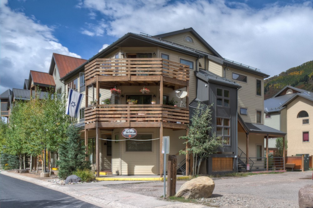Telluride vacation rental with Exterior