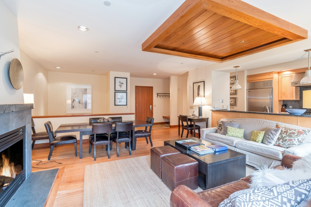 Telluride vacation rental with Living area