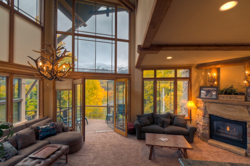 Telluride vacation rental with
