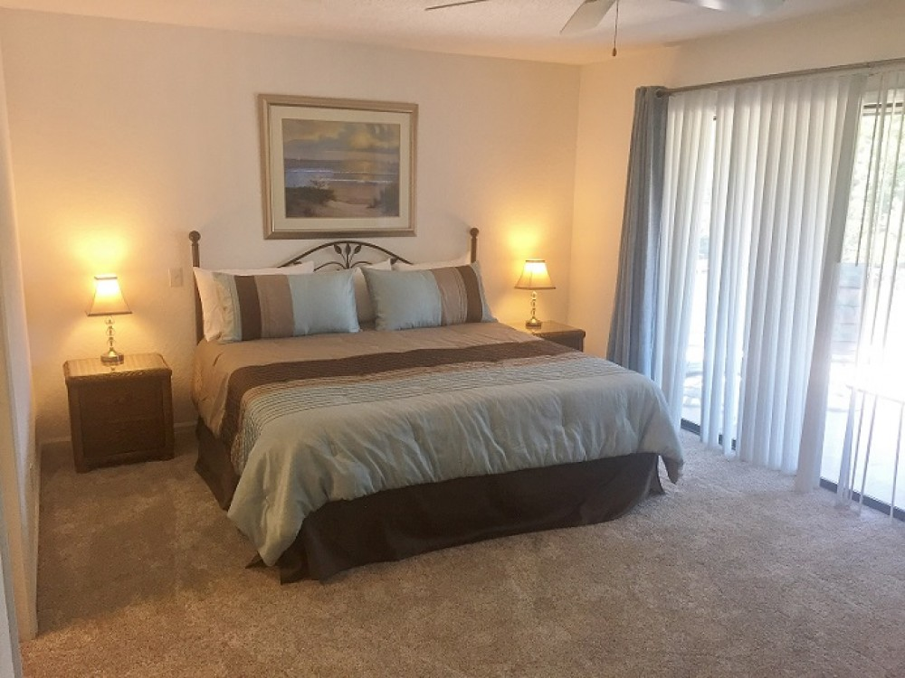 Osage Beach vacation rental with Master Bedroom