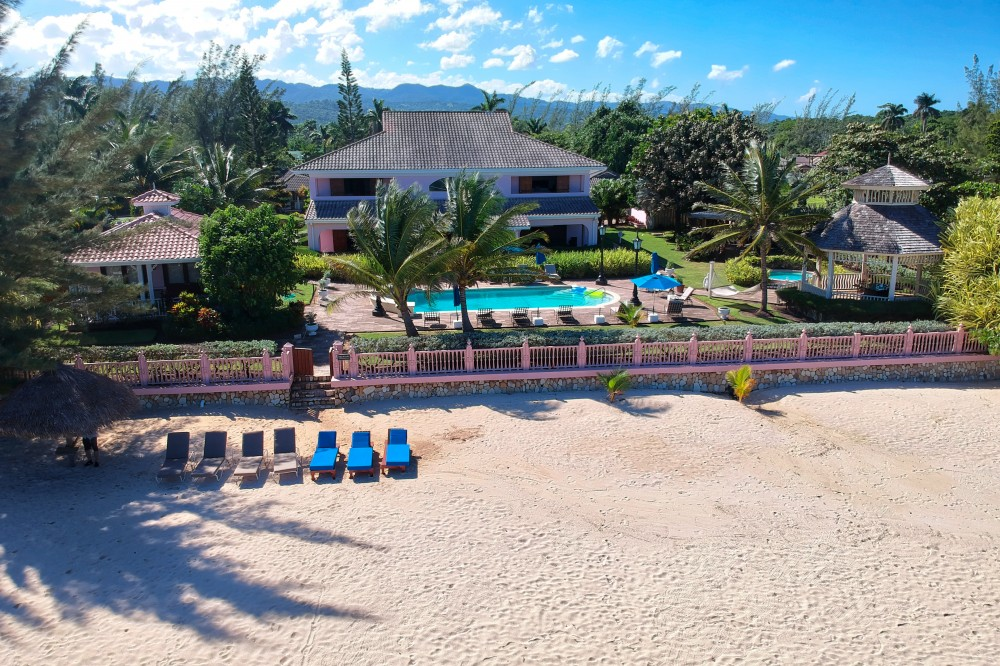 Ocho Rios vacation rental with Aerial View