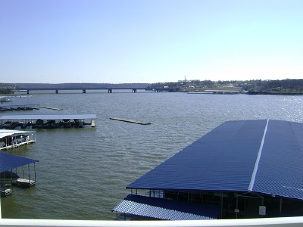 Osage Beach vacation rental with View from Deck