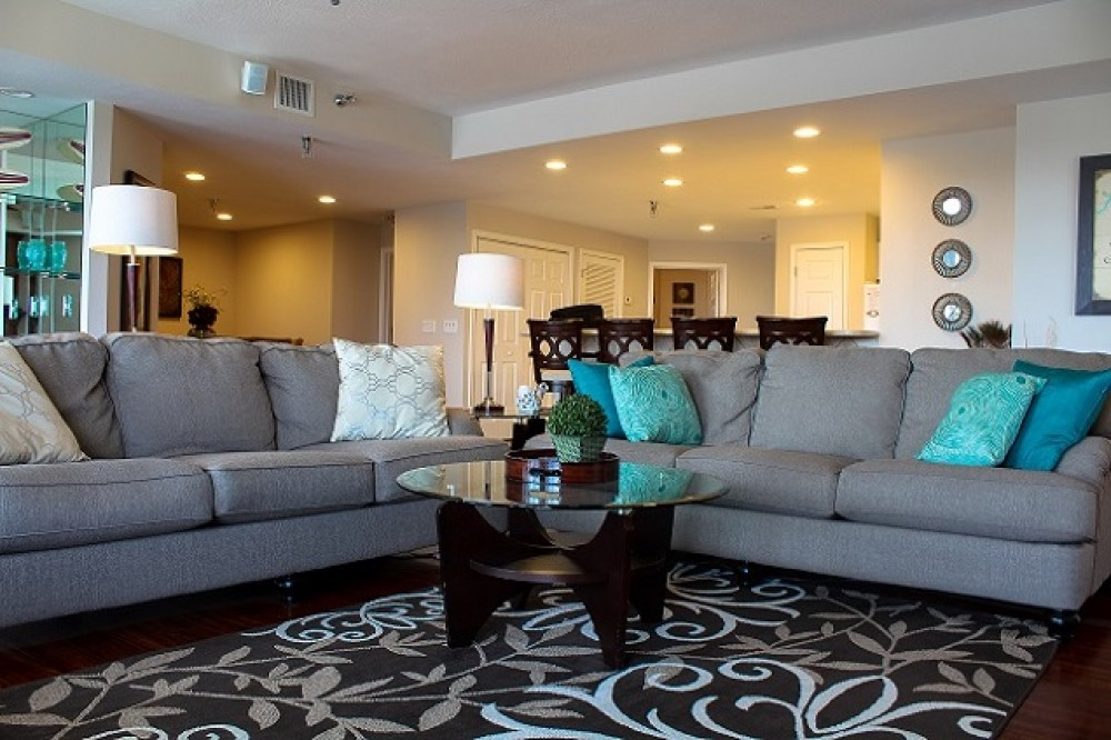 Osage Beach vacation rental with Living Room