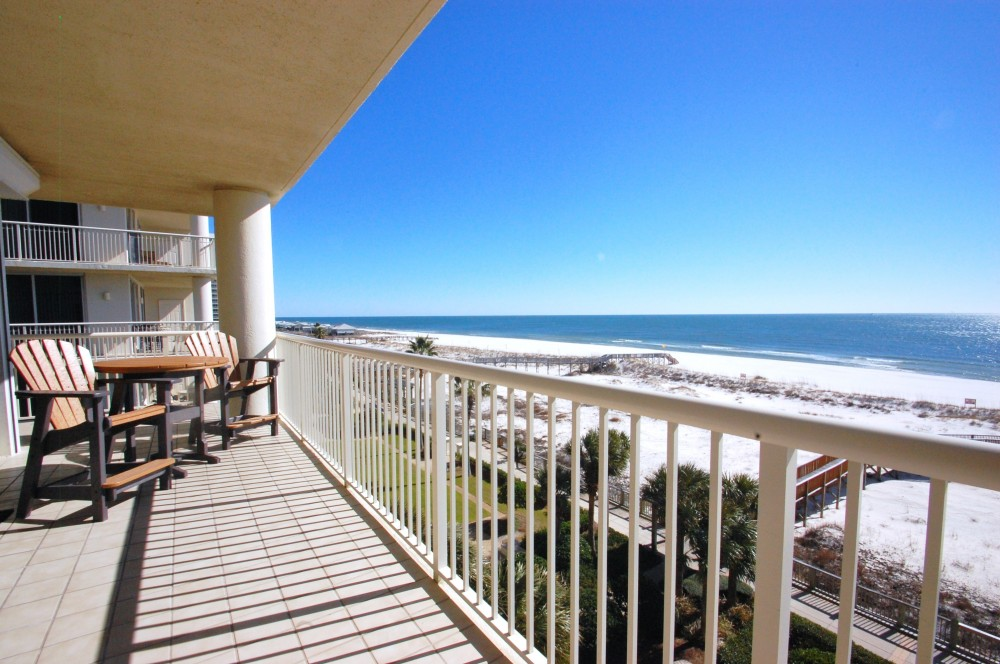 Gulf Shores vacation rental with Enjoy Stunning Beach Front Views