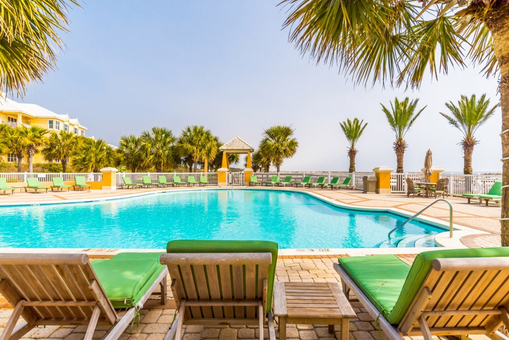 Gulf Shores vacation rental with Enjoy the extravagant Beach Front outdoor pool