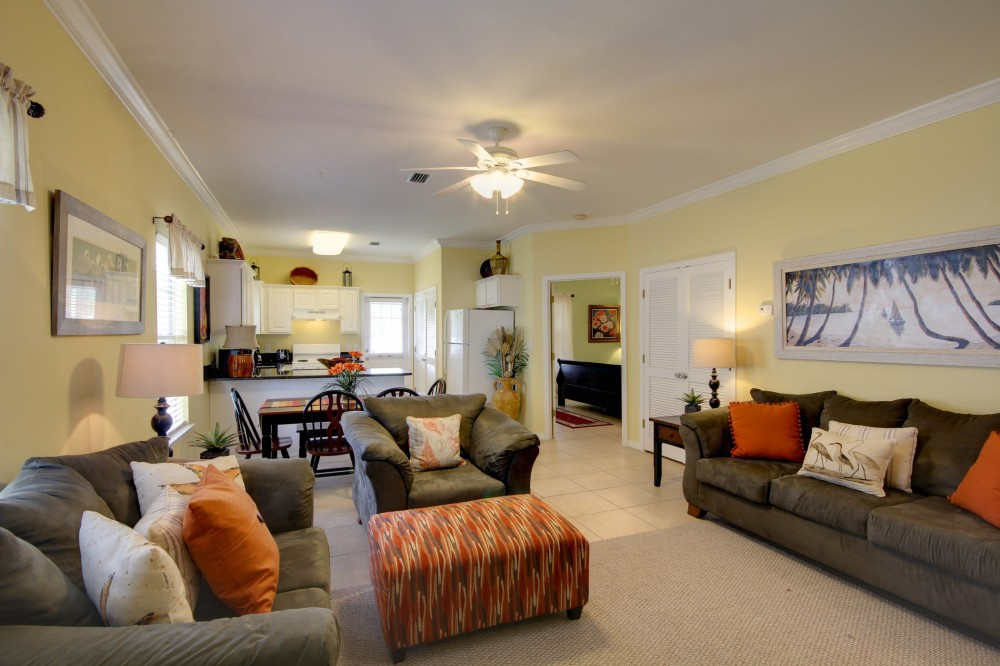 Orange Beach vacation rental with Let your vacation take flight at  Pelican