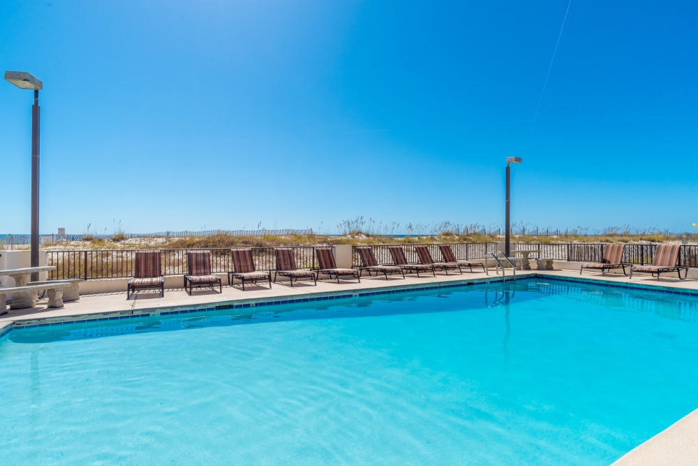 Gulf Shores vacation rental with Beautiful outdoor pool
