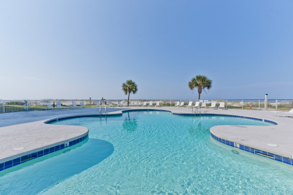 Gulf Shores vacation rental with Enjoy the option of TWO glistening outdoor pools