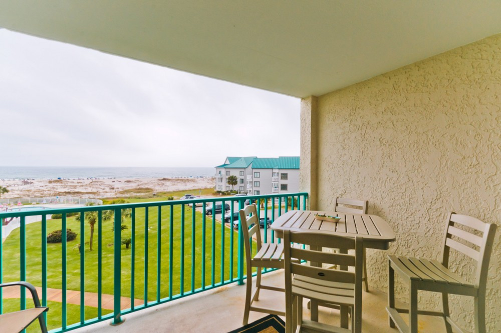 Gulf Shores vacation rental with Relax while relishing in the sounds of the ocean