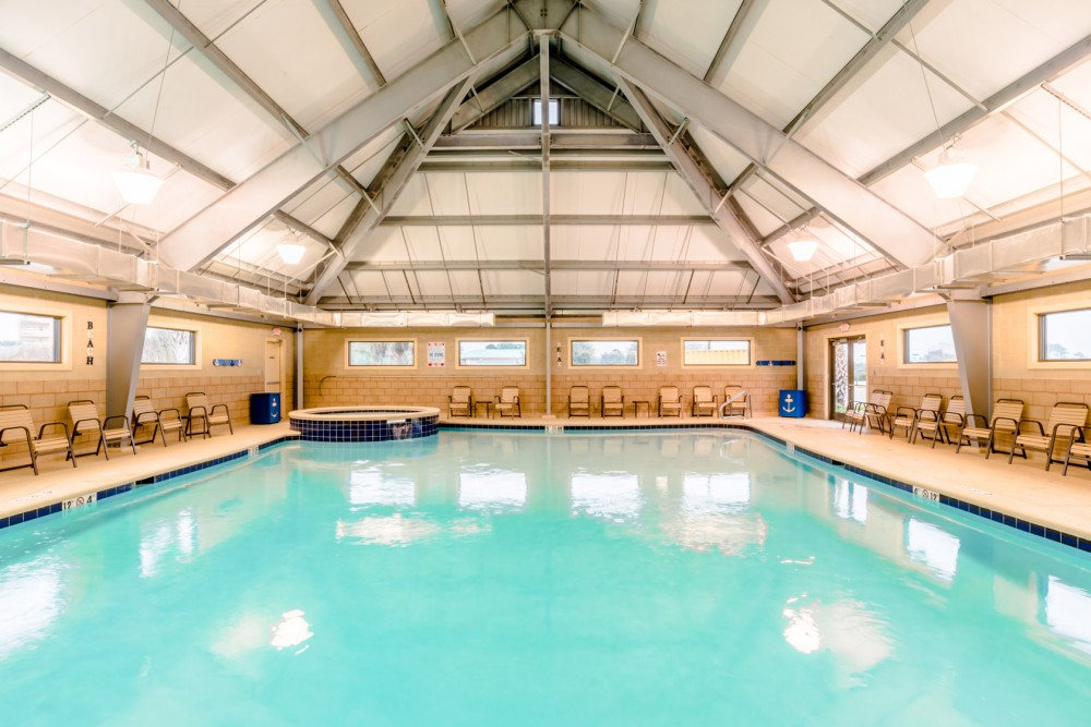 Gulf Shores vacation rental with NEW Indoor Saltwater Pool