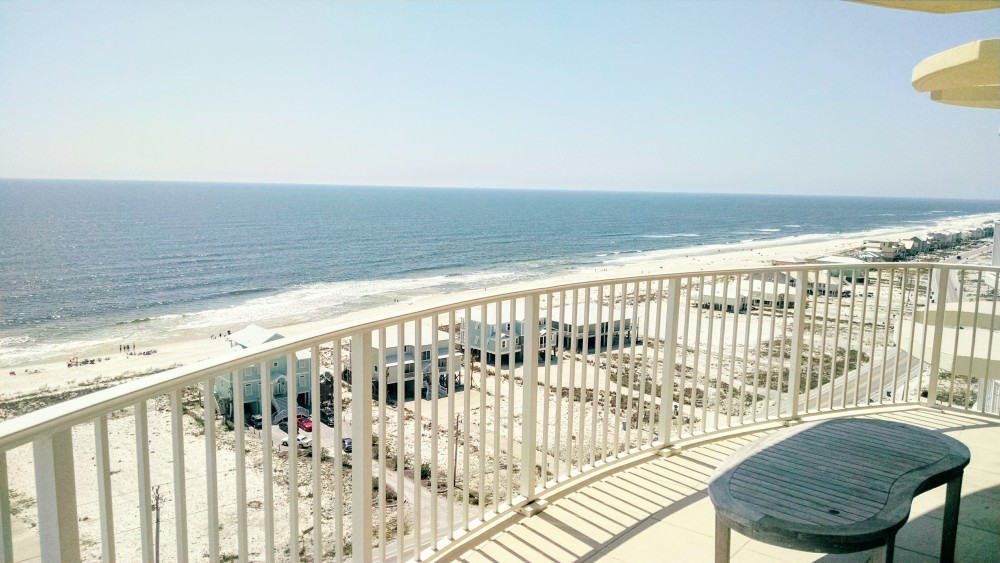 Gulf Shores vacation rental with Absolutely Breathtaking Balcony Views