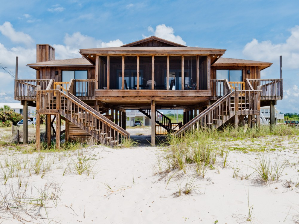 Gulf Shores vacation rental with Welcome To Driftwood Inn