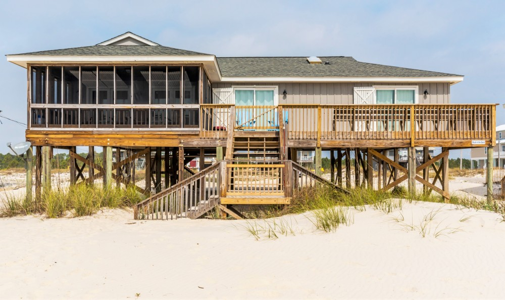 Gulf Shores vacation rental with Welcome To Stuck In The Sand