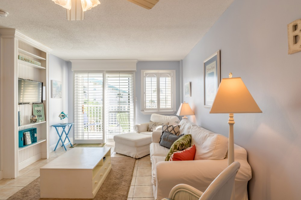 Gulf Shores vacation rental with This Unit Is Tastefully Decorated