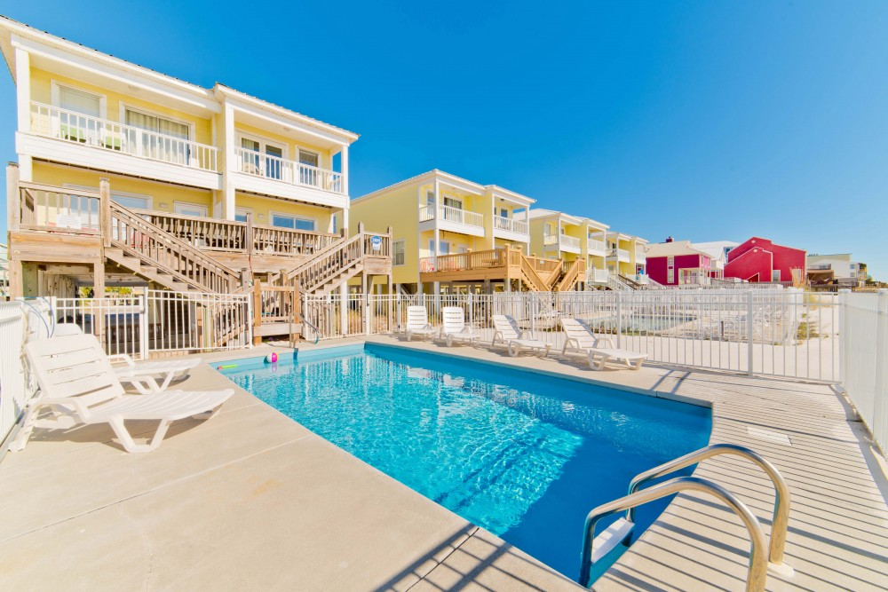 Gulf Shores vacation rental with Soak Up The Sun And Enjoy A Relaxing Swim