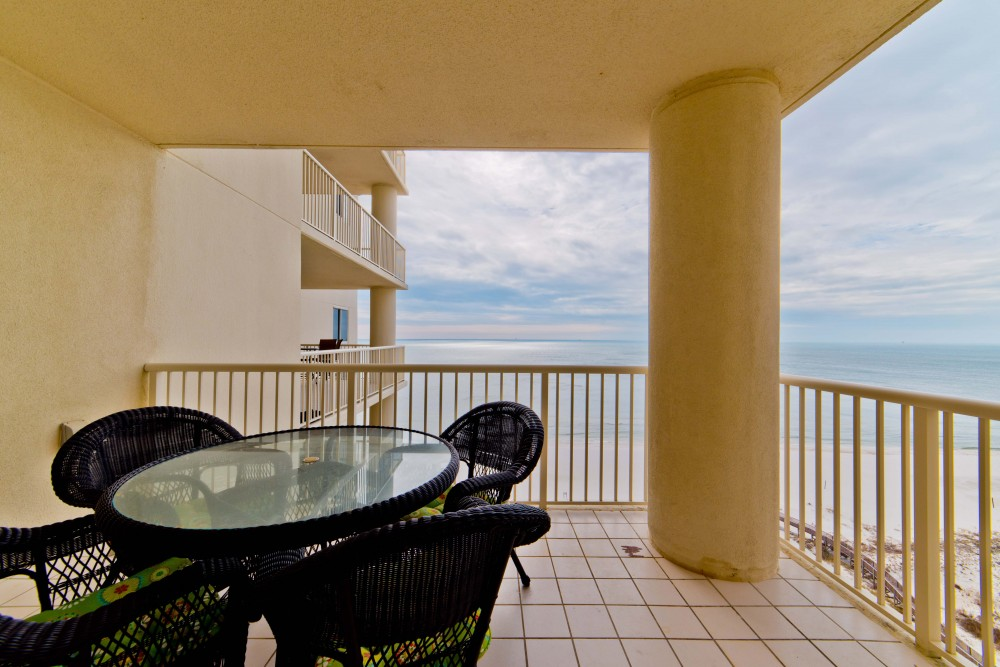 Gulf Shores vacation rental with Relax and Enjoy Stunning Beach Front Views