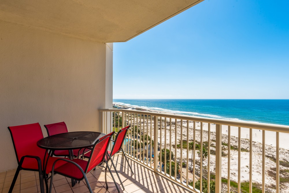 Gulf Shores vacation rental with Gulf Front Views
