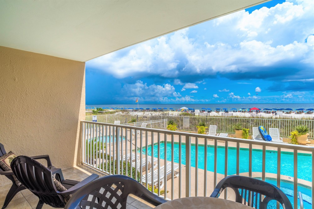 Orange Beach vacation rental with What a view
