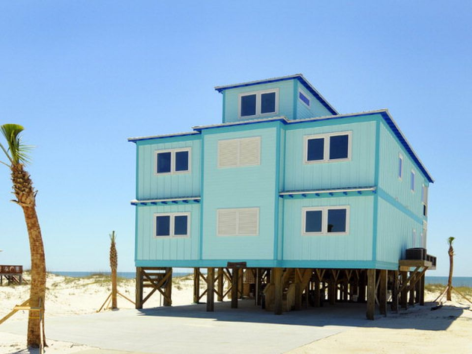 8 Bed Short Term Rental House Gulf Shores