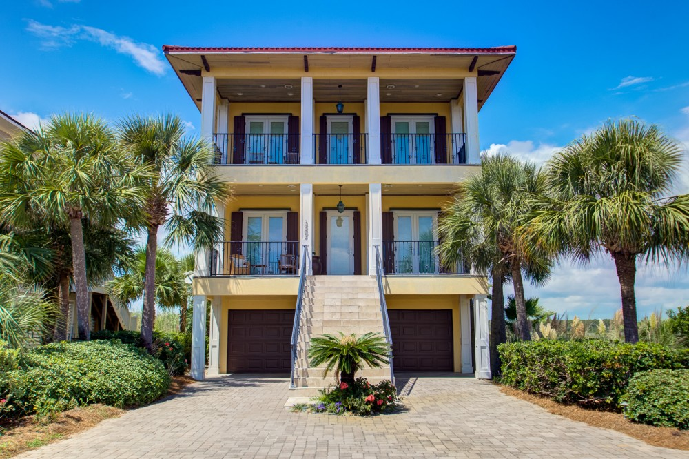 Gulf Shores vacation rental with Welcome to Coastal Zen