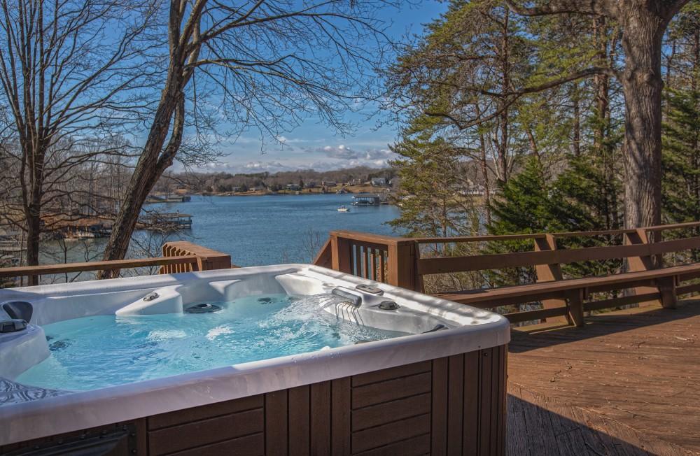 Moneta vacation rental with