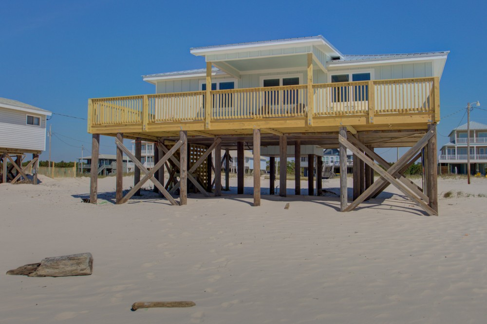 Gulf Shores vacation rental with Welcome to This ll Do