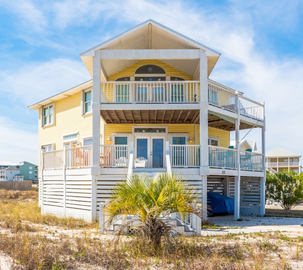 Gulf Shores vacation rental with Welcome To Sailor s Cove