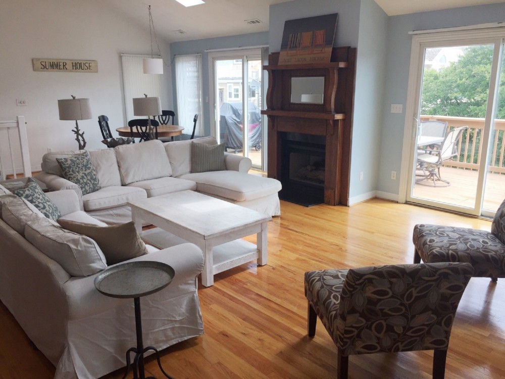 Virginia Beach vacation rental with Family Room