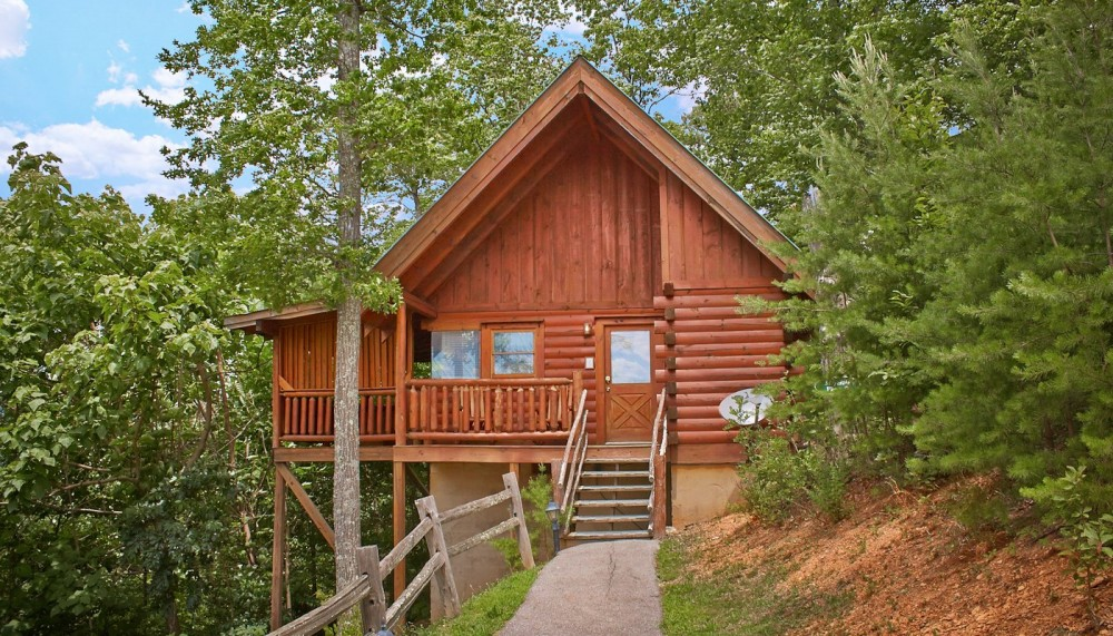 Sevierville vacation rental with