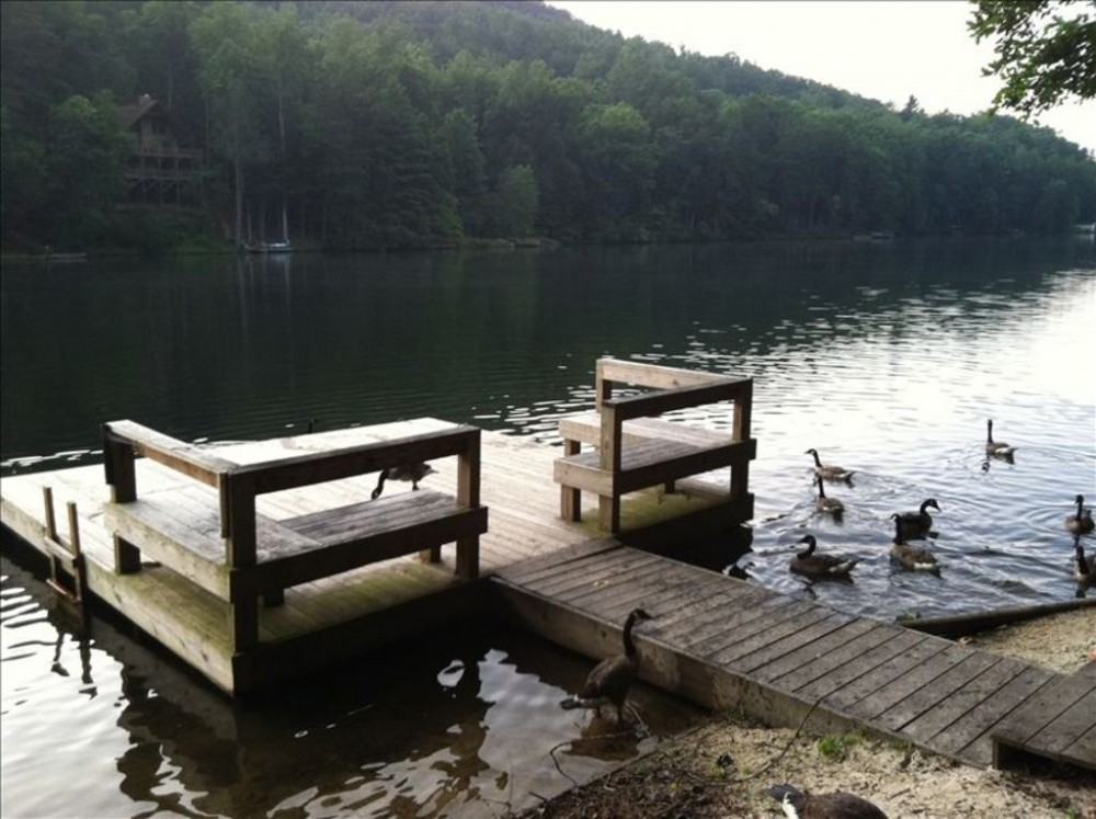 Lake Lure vacation rental with